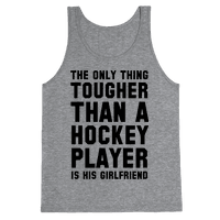 The Only Thing Tougher Than A Hockey Player (His Girlfriend)