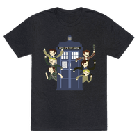 Superwholock Tee