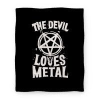 The Devil Loves Metal