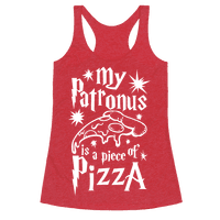 My Patronus is a Piece of Pizza