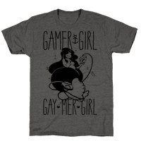 Gamer Girl Gay Mer Girl