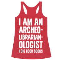 I Am an Archeolibrarianologist