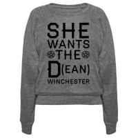 She Wants The D(ean) Winchester