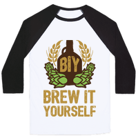 Brew It Yourself Baseball