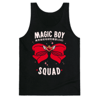 Magic Boy Squad (Red) Tank