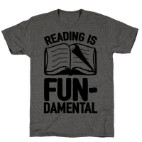 Reading Is Fundamental