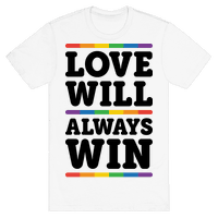 Love Will Always Win