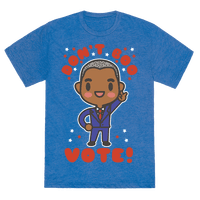 Don't Boo Vote Tee