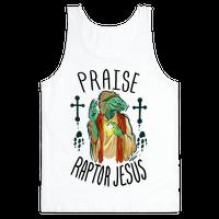 Praise Raptor Jesus