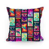 Tarot Card Pattern
