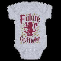 Future Gryffindor Baby