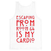 Escaping From Room 64 Is My Cardio
