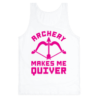 Archery Makes Me Quiver