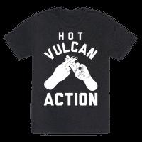 Hot Vulcan Action