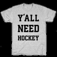 y'all Need Hockey