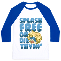 Splash Free Or Die Trying Parody