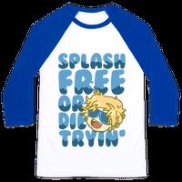 Splash Free Or Die Trying Parody