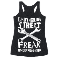 Lady In The Streets Freak Under The Hood