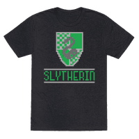 8 Bit Slytherin