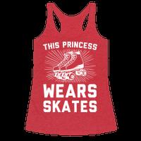 This Princess Wears Skates