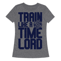 Train Like A Time Lord