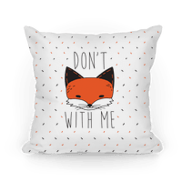 Don't Fox With Me
