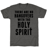 There Are No Hangovers With The Holy Spirit