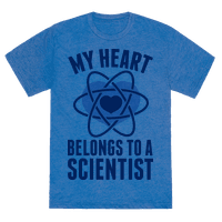 My Heart Belongs to a Scientist