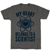 My Heart Belongs to a Scientist