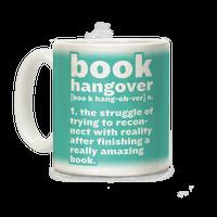 Book Hangover Definition