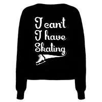 I Can't I Have Skating