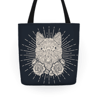 Seven Eyed Fox Tote
