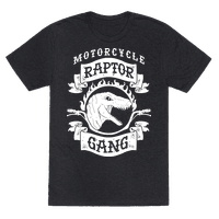 Motorcycle Raptor Gang