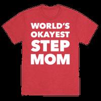 World's Okayest Step Mom