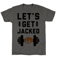 Let's Get JACKED!