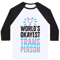 World's Okayest Trans Person