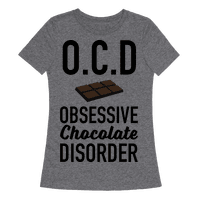 OCD Obsessive Chocolate Disorder