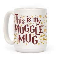This Is My Muggle Mug