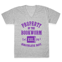 Bookworm Non Athletic Department
