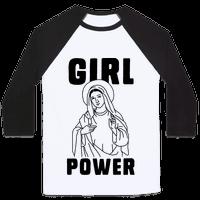 Girl Power Mary
