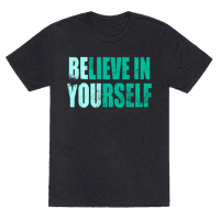 Believe In Yourself (BE YOU)