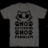 No Boyfriend No Pawblem