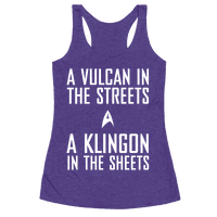 A Vulcan In the Streets
