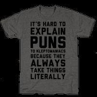 It's Hard to Explain Puns