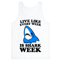 Live Every Week Like It's Shark Week