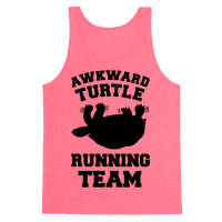 Awkward Turtle Running Team