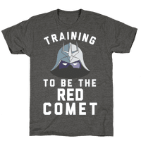 Training To Be The Red Comet