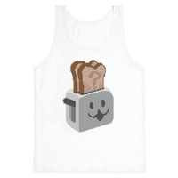 Pixel Toaster Face