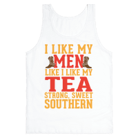 Strong, Sweet Southern.