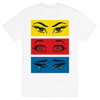Pop Art Eyes